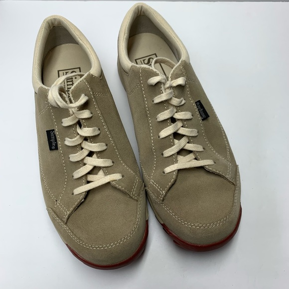 Simple Other - S18- 14 SIMPLE- MENSL LACE UP SHOES